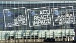 European Parliament Strasbourg Act React Impact