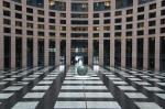 European Parliament Strasbourg Inner Court